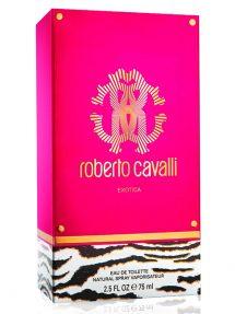 Roberto Cavali Exotica (Pink) for Women, edT 75ml by Roberto Cavalli