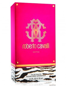 Roberto Cavali Exotica (Pink) for Women, edT 75ml by Roberto Cavalli