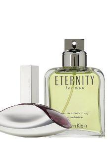 Eternity for Men, edT 100ml by Calvin Klein + Euphoria for Women, edP 100ml by Calvin Klein - Bundle Offer for Couple!