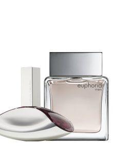 Euphoria for Men, edT 100ml by Calvin Klein + Euphoria for Women, edP 100ml by Calvin Klein - Bundle Offer for Couple!