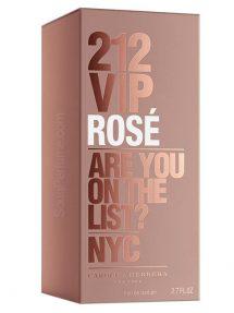 212 VIP ROSE for Women, Edp 80ml by Carolina Herrera