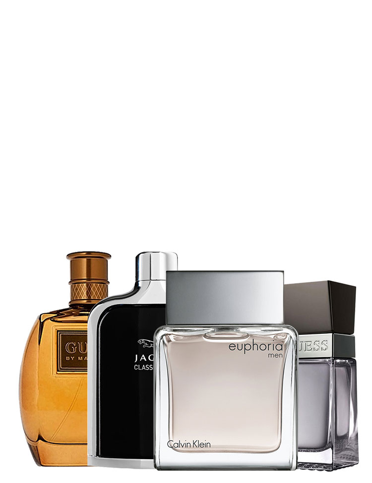 For 100ml Men Guess By Jaguar Edt Seductive Classic Men Bundle Upd6wU