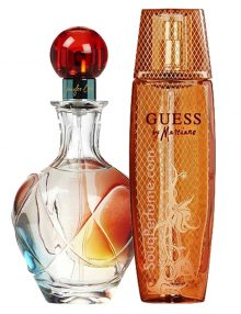 Bundle for Women: Marciano for Women, edP 100ml by Guess  Live Lux for Women, edP 100ml by Jennifer Lopez