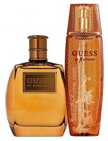Bundle for Couples: Marciano for Men, edT 100ml by Guess  Marciano for Women, edP 100ml by Guess