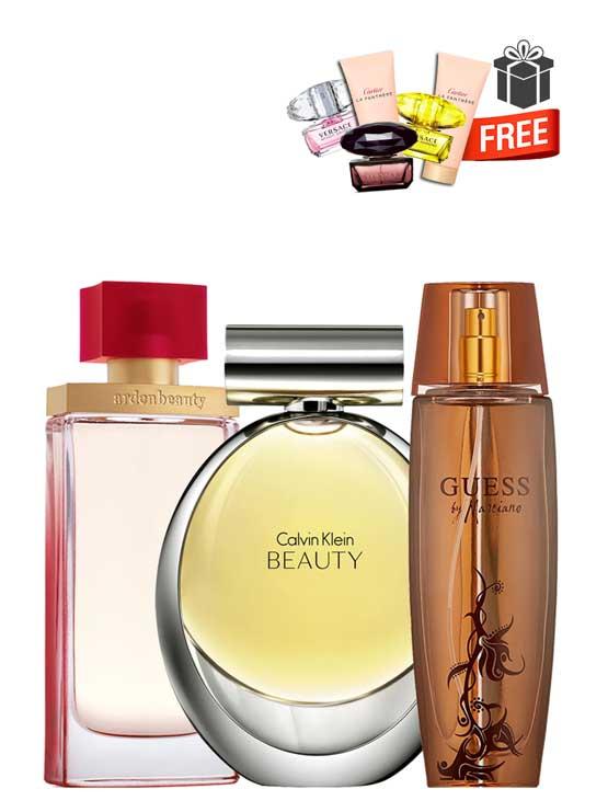 Gift Bundle for Women: Marciano for Women, edP 100ml by Guess Beauty for Women