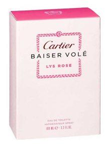 Baiser Vole Lys Rose for Women, edT 100ml by Cartier