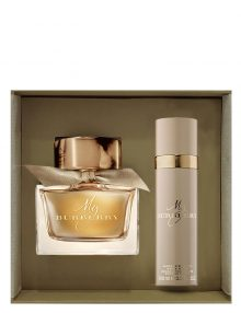 My Burberry Gift Set for Women (edP 90ml + Body Mist) by Burberry