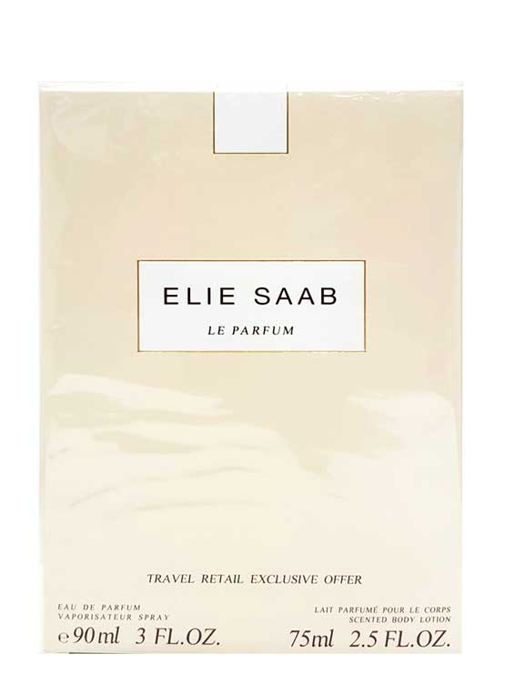 Elie Saab le Parfum Travel Set for Women (edP 90ml + Scented Body Lotion) by Elie Saab