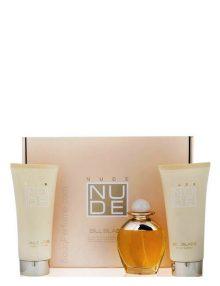 Nude Gift Set for Women (edP 100ml + Body Lotion 200ml + Hand Cream 200ml) by Bill Blass