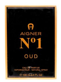 Aigner No 1 Oud for Men and Women (Unisex), edP 100ml by Etienne Aigner
