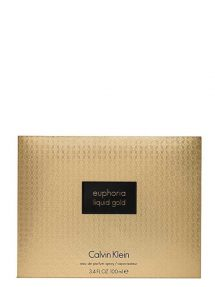 Euphoria Liquid Gold for Women, edP 100ml by Calvin Klein