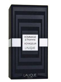 Hommage a l'homme Voyageur for Men, edT 100ml by Lalique