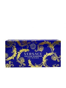 Yellow Diamond Intense Miniature Gift Set for Women (edP 5ml + Perfumed Shower Gel 25ml + Perfumed Body Lotion 25ml) by Versace