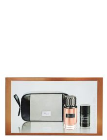 Rose Malaki Gift Set for Men and Women (Unisex) (edP 80ml + Deodorant Stick + Pouch) by Chopard