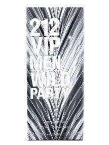 212 VIP MEN Wild Party for Men, edT 100ml by Carolina Herrera