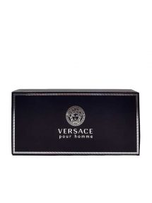 Versace pour Homme Miniature Gift Set for Men (edT 5ml + Hair and Body Shampoo 25ml + After Shave Balm 25ml) by Versace