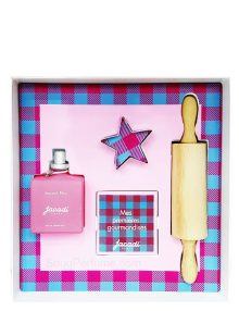 Jacadi Gift Set for Girls (edT 100ml + Rolling Pin + Cookie Cutter + Recipe Book) by Jacadi