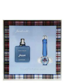 Jacadi Gift Set for Boys (edT 100ml + Wrist Watch) by Jacadi