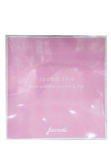 Jacadi Gift Set for Girls (edT 100ml + Kettle + 2 Cups) by Jacadi