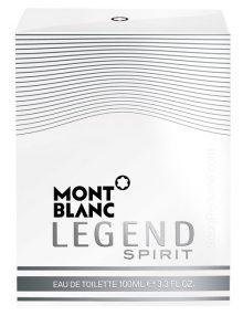 Legend Spirit for Men, edT 100ml by Mont Blanc