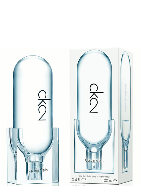 CK2 for Men and Women (unisex), edT 100ml by Calvin Klein