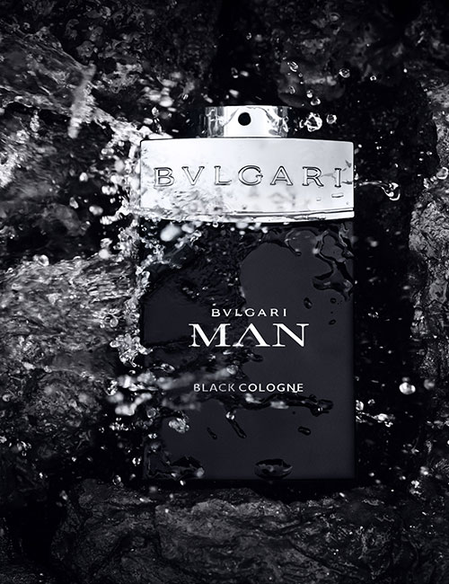 Bvlgari Man Black Cologne for Men, edT 100ml by Bvlgari