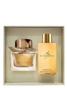 My Burberry Gift Set for Women (edT 90ml + Shower Oil 240ml) by Burberry