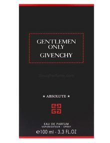 Gentlemen Only Absolute for Men, edP 100ml by Givenchy