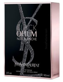 Black Opium Nuit Blanche for Women, edP 90ml by YSL - Yves Sain Laurent