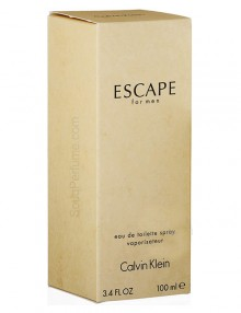 Escape for Men, edT 100ml by Calvin Klein