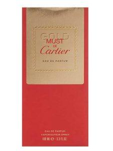 Must De Cartier Gold for Women, edP 100ml by Cartier