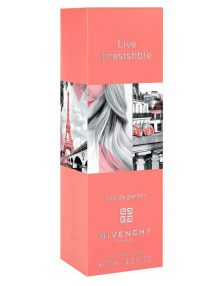 Live Irresistible for Women, edP 75ml by Givenchy