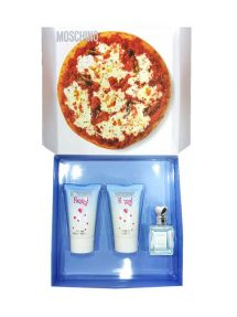 Funny Miniature Gift Set for Women (edT 4ml + Perfumed Bath and Shower Gel + Perfumed Body Gel) by Moschino