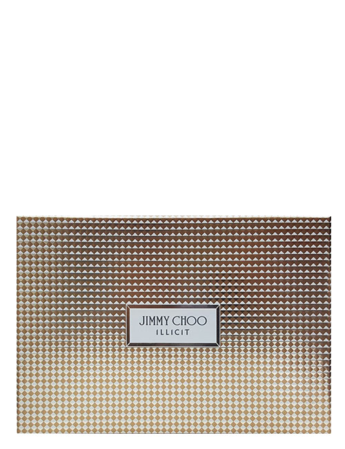 Jimmy Choo Illicite Gift Set for Women (edP 100ml + Shower Gel + Body Lotion) by Jimmy Choo