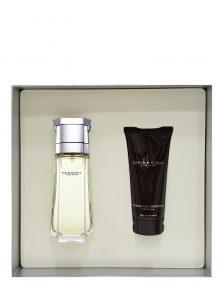 Herrera Gift Set for Men (edT 100ml + After Shave Balm) by Carolina Herrera