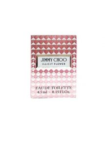 Illicit Flower Miniature for Women, edT 4.5ml by Jimmy Choo