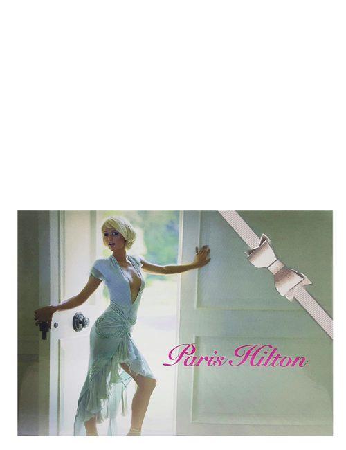 Paris Hilton Gift Set for Women (edP 100ml + Body Lotion + Hair and Body Mist + 10ml Mini) by Paris Hilton