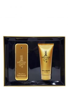 1 Million Gift Set for Men (edT 100ml + Shower Gel) by Paco Rabanne