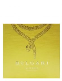 Goldea Gift Set for Women (edP 50ml + Miniature edP 25ml + Beauty Mirror) by Bvlgari