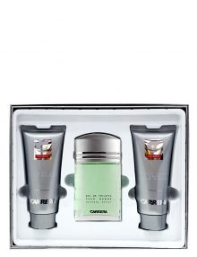 Carrera pour Homme Gift Set for Men (edT 100ml + After Shave Balm + Shower Gel) by Carrera