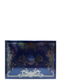 Eros Gift Set for Men (edT 100ml + Invigorating Shower Gel + Money Clip) by Versace