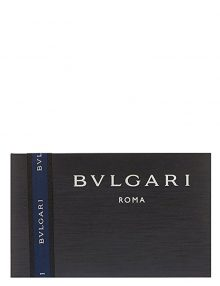 BLV pour Homme Gift Set for Men (edT 100ml + After Shave Balm + Shower Gel + Pouch) by Bvlgari