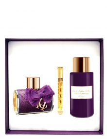 Sublime Gift Set for Women (edP 80ml + Body Lotion + edP 10ml) by Carolina Herrera