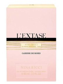 L'Extase Caresse de Roses for Women, edP 80ml by Nina Ricci