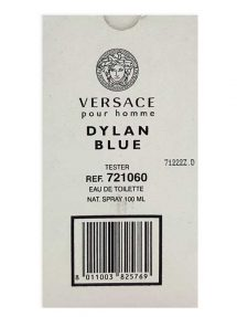 Dylan Blue - Tester - for Men, edT 100ml by Versace