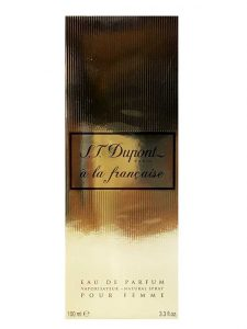 A la francaise for Women, edP 100ml by  S.T. Dupont