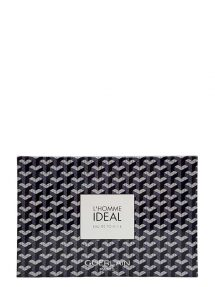 L'Homme Ideal Gift Set for Men (edT 100ml + Shower Gel + Bag) by Guerlain