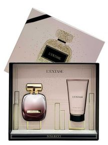 L'Extase Gift Set for Women (edP 80ml + Sensual Body Lotion) by Nina Ricci