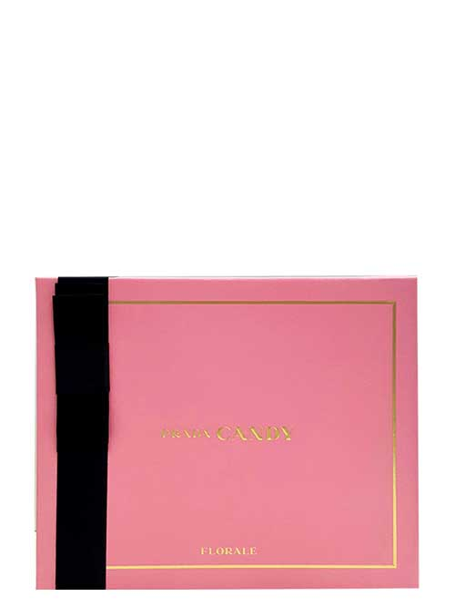 Candy Florale Gift Set for Women (edT 80ml + edT Roll-on + Body Lotion) by Prada