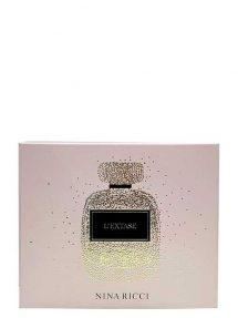 L'Extase Gift Set for Women (edP 50ml + Sensual Body Lotion) by Nina Ricci
